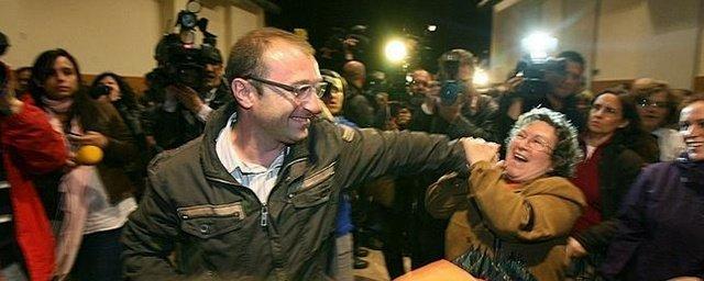 El alcalde de Rasquera pospone su dimisión