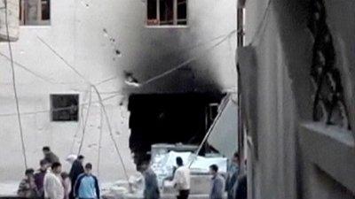 Jornada sangrienta en Siria con m�s de un centenar de muertes