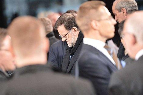 En la oposición, Rajoy ganó el triple que como presidente