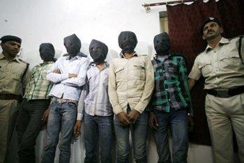 Juicio por violación en la India