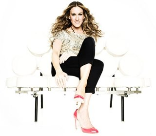 Sarah Jessica Parker presenta su primera línea de zapatos