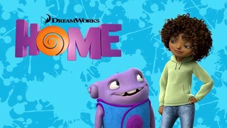 Rihanna pone voz a 'Home'