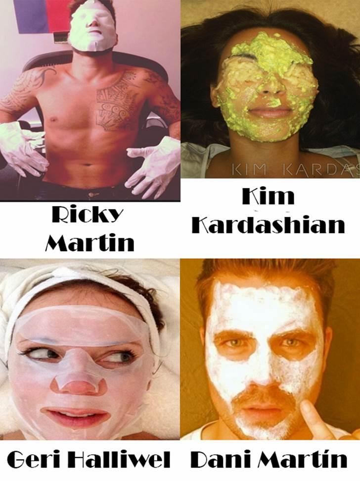¿Te unes a la moda del #facemask?