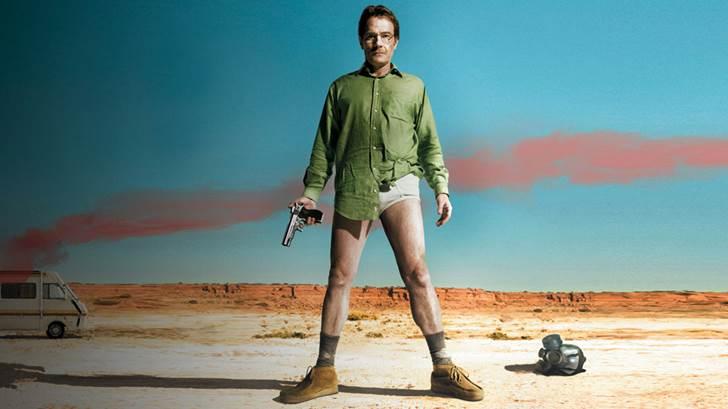 Bryan Cranston desvela el nombre de su libro sobre 'Breaking Bad'