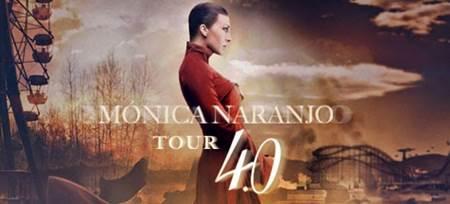 Mónica Naranjo empieza su gira