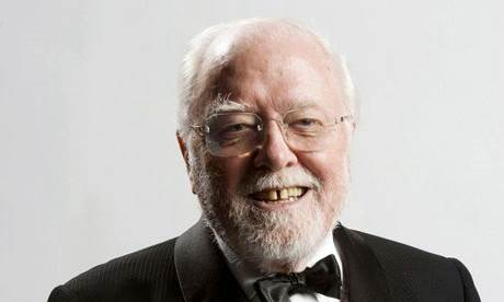 Fallece Richard Attenborough