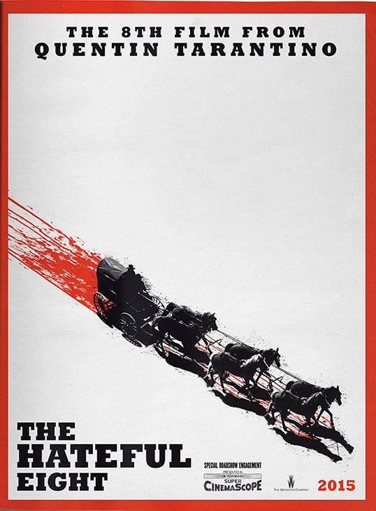 Lo nuevo de Tarantino cobra forma