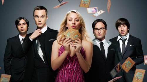 Sheldon Cooper y compañía sacan tajada