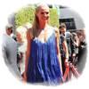 Heidi Klum en los Creative Arts Emmy 2014