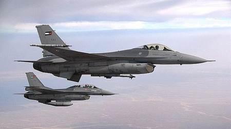 La coalición ataca al Estado Islámico en Siria