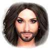 Ice Bucket Challenge: Conchita Wurst