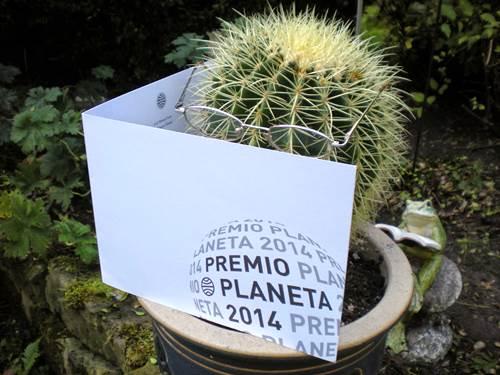 Los diez finalistas del Premio Planeta