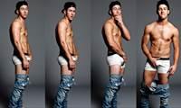 Nick Jonas nos anima a tener sexo desnudándose