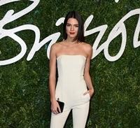 Kendall Jenner en los British Fashion Awards 2014