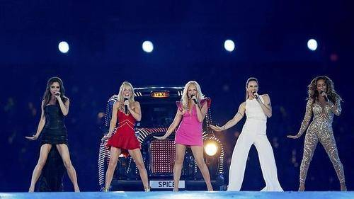 Las Spice Girls se vuelven a reunir