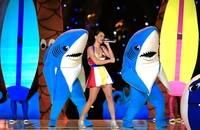 Katy Perry en la Super Bowl