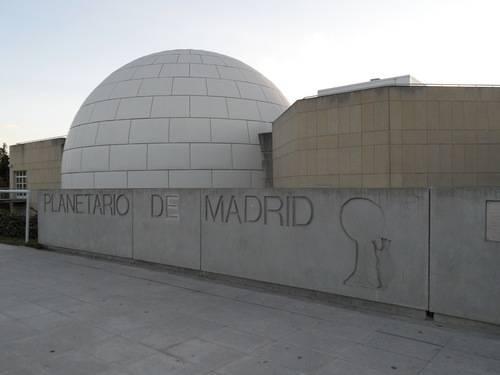 El Planetario de Madrid organiza la observación pública del eclipse