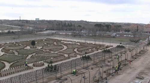 Recuperamos los Jardines del Palacio del Infante Don Luis