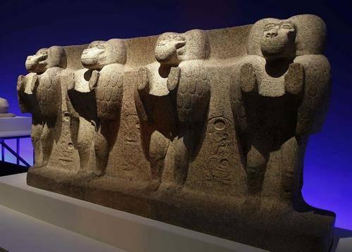 El reino animal de Egipto en CaixaForum