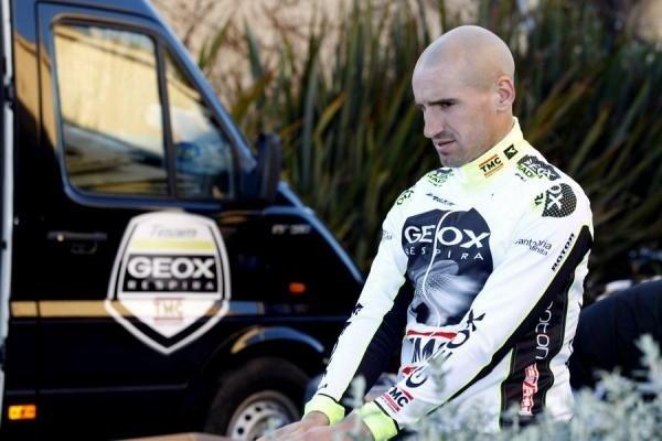 Tony Martin (HTC) se impone con autoridad en la crono de La Vuelta y Froome (Sky) es el nuevo líder de La Vuelta