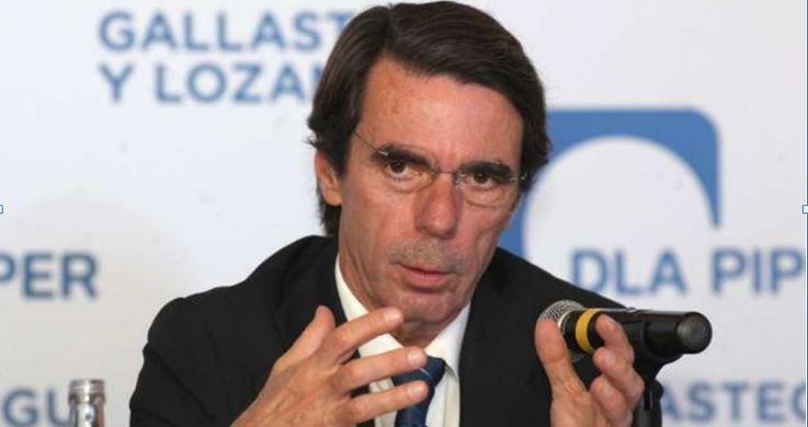 Aznar reaparece por las Autonómicas