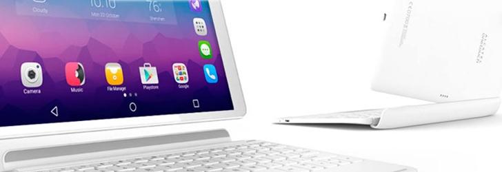 Alcatel lanza su POP 10… ¿ordenador o tablet?