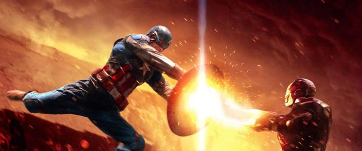 "Primera imagen del rodaje de ""Capitán América: Civil War"""