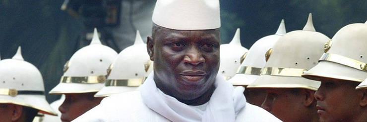 El presidente de Gambia piensa degollar a todos los homosexuales