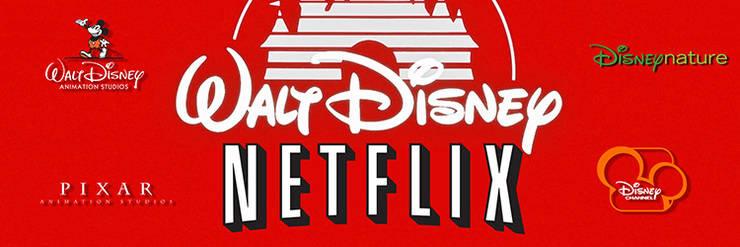 Disney podría hacer la competencia a Netflix