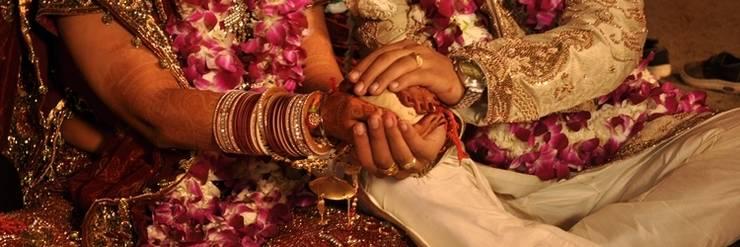 Novia se casa con un invitado de su boda