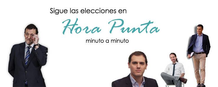 Sigue la jornada electoral en Hora Punta