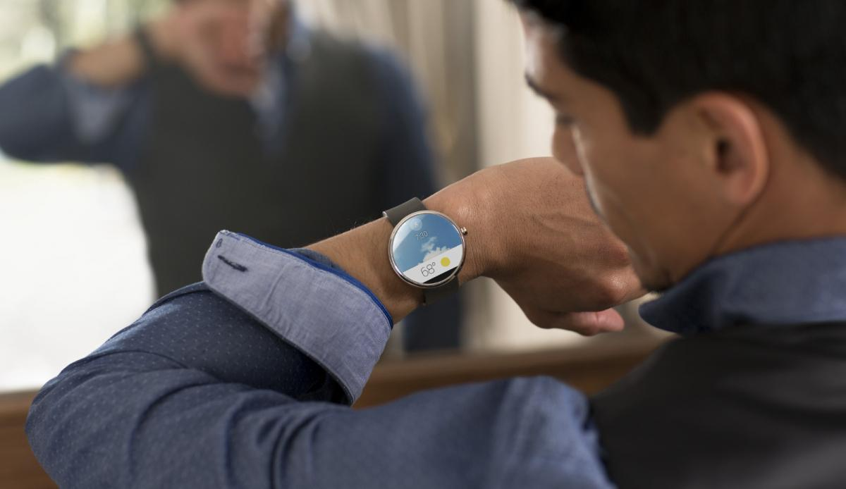 Android Wear no se rinde