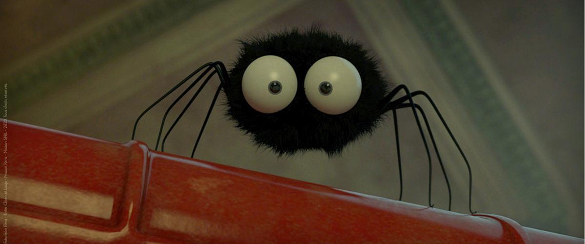 Minúsculos, el valle de las hormigas perdidas