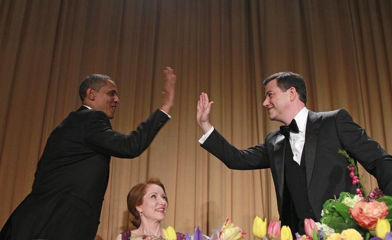 Desmontamos la White House Correspondents' Association Dinner