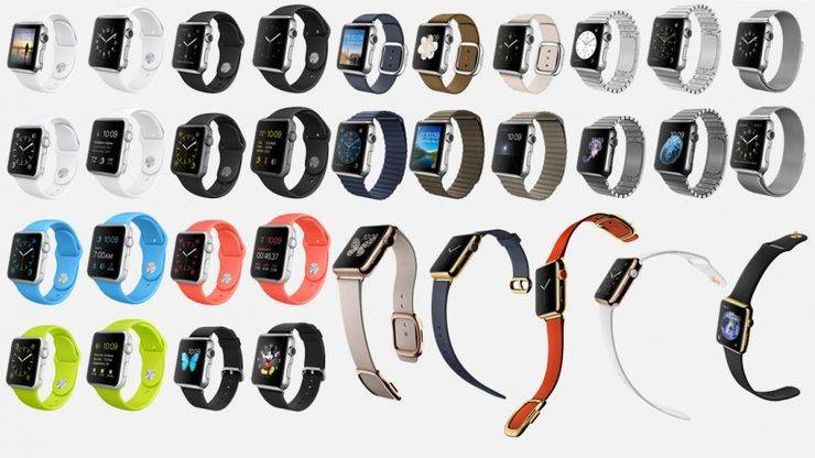 Avance del nuevo software del Apple Watch