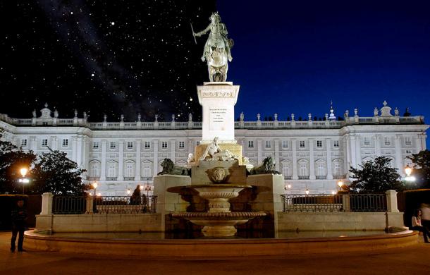 España es el país con mayor contaminación lumínica de Europa