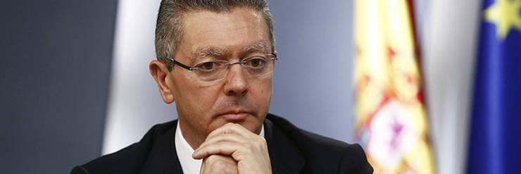 Ruiz Gallardón conspira de nuevo