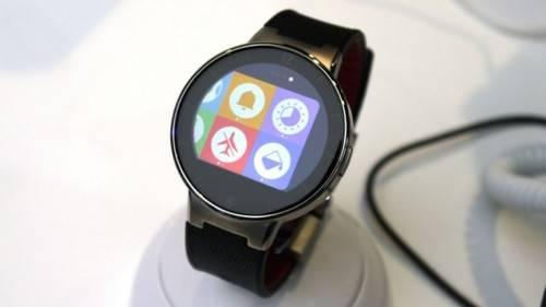 Alcatel estrena smartwatch