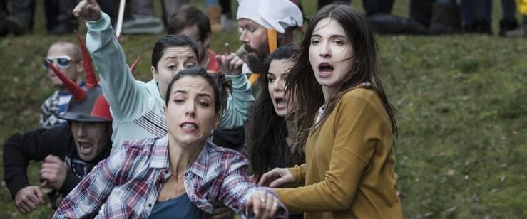 """""""Ahora o nunca"""", mejor estreno de cine español de 2015"""
