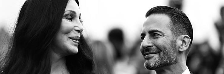 La legendaria Cher, imagen de Marc Jacobs