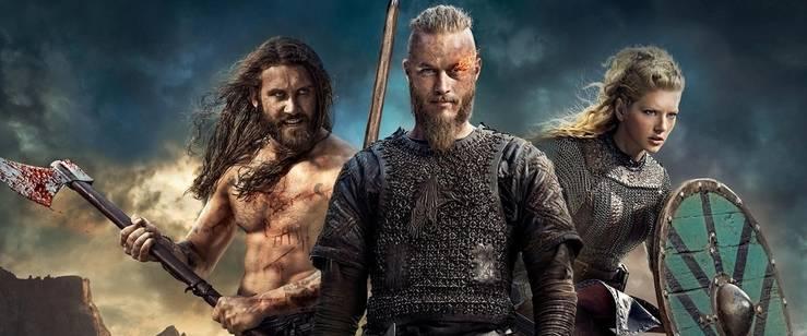 "Primer vistazo a la cuarta temporada de ""Vikingos"""