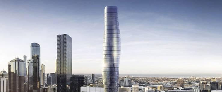 La Premiere Tower, el rascacielos inspirado en Beyoncé