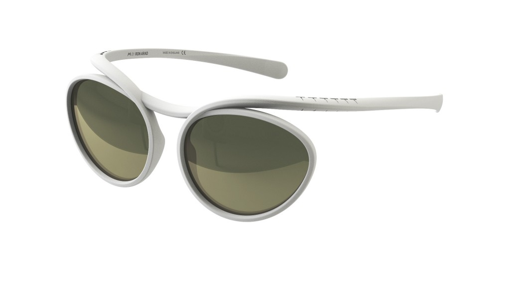 Las gafas de PQ de Ron Arad