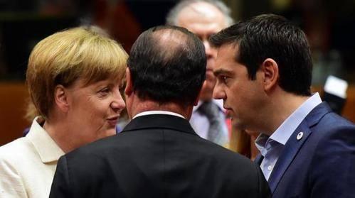 El Eurogrupo somete a Tsipras y a la democracia griega