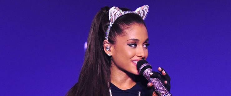 Ariana Grande podría haber ido a la cárcel por lamer donuts