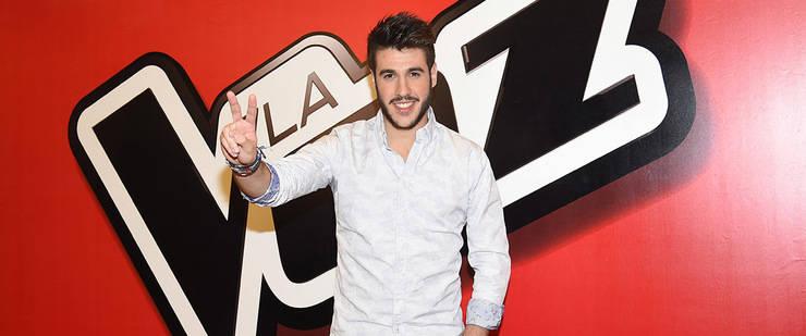 """Antonio José lanza disco tras ganar """"La Voz"""""""