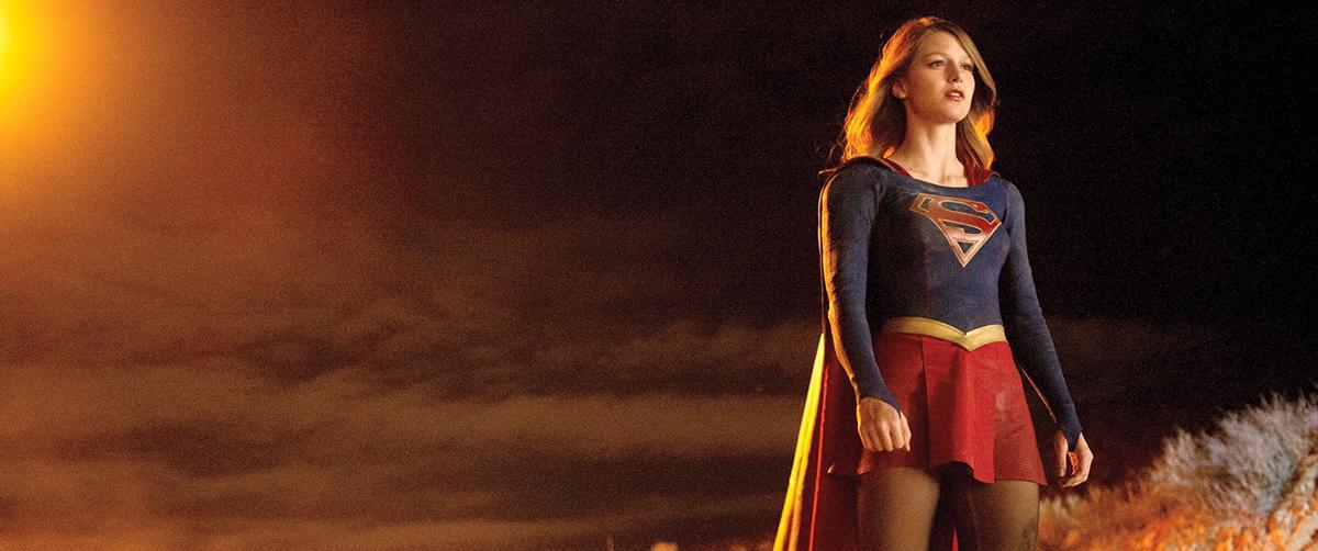 """Así es """"Supergirl"""""""