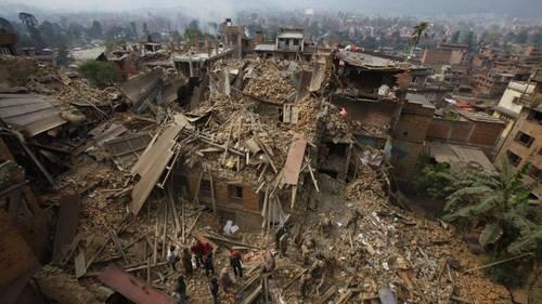 Tres meses después Nepal sigue necesitando ayuda