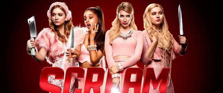 Imágenes promocionales de 'Scream Queens'
