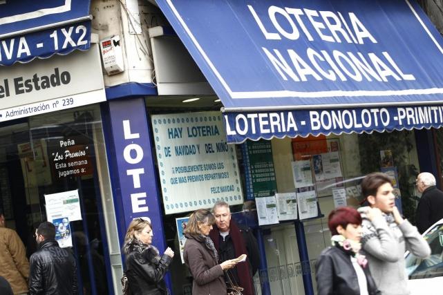 Apostamos más a la Lotería